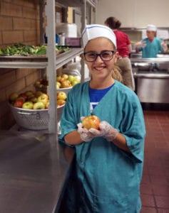 apple crunch day