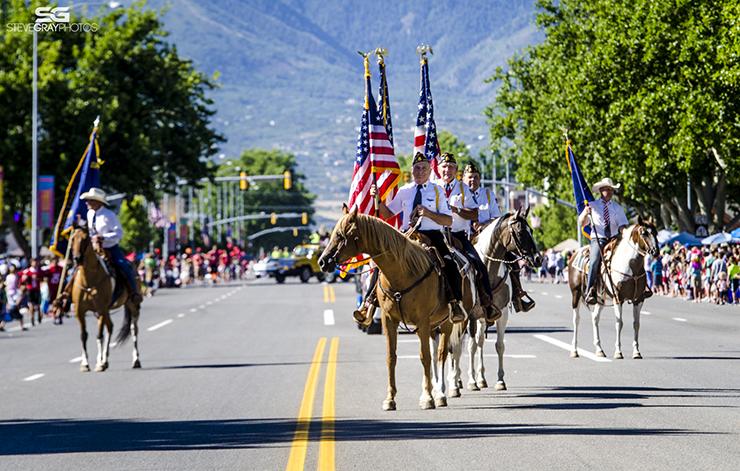 2015 Spanish Fork Fiesta Days Grand Parade.