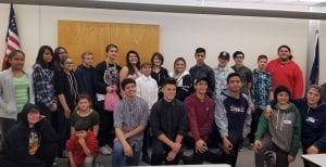 native american students