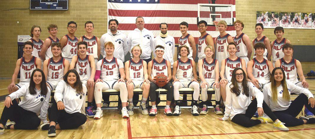 American Leadership Academy Basketball Team