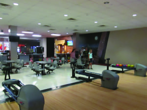 South County Lanes in Payson offers a wide variety of fun family activities including bowling, laser tag and arcade games.