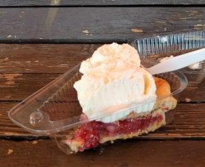 Rowley's Red Barn cherry pie