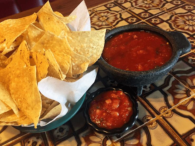 My Addiction: Joe Bandido Chips and Salsa. Photo Credit: Joe Bandido webpage