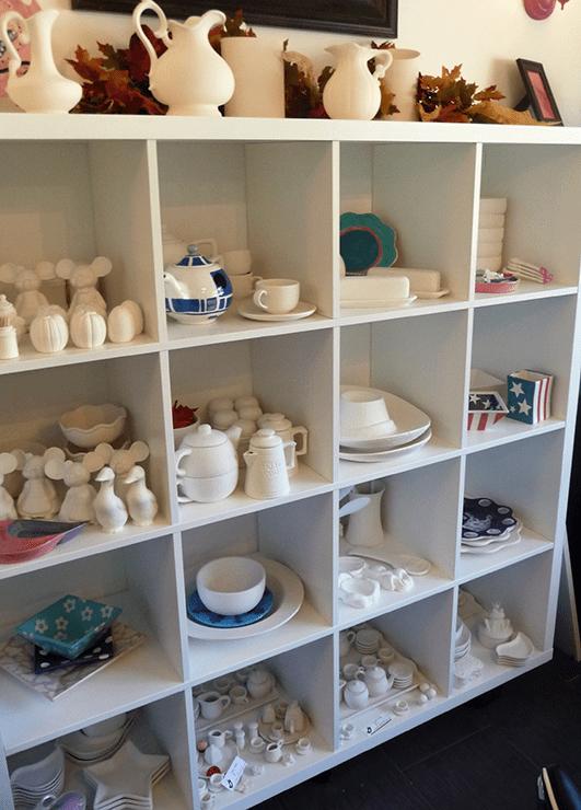 craft options at Lulu's