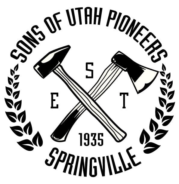 Sons of Utah Pioneers Springville Crosspean